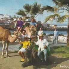 Postales: PUERTO DE LA CRUZ (TENERIFE) DETALLE TÍPICO - ESCUDO DE ORO Nº 53 - CIRCULADA. Lote 91936010
