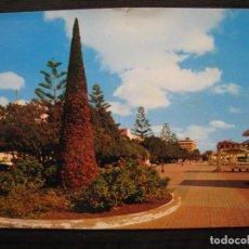 Postales: POSTAL ARRECIFE ( LANZAROTE ) - PARQUE MUNICIPAL.. Lote 93003645