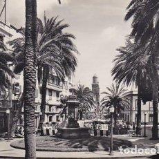 Postales: POSTAL, LAS PALMAS DE GRAN CANARIA, PLAZA CAIRASCO, CIRCULADA. Lote 93560250