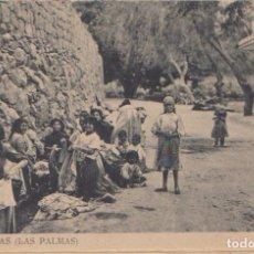 Postales: LAS PALMAS (CANARIAS) - LAVADERAS. Lote 94014665