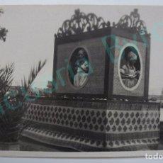 Postales: POSTAL ANTIGUA. LA PALMA. CANARIAS. CARROZA. Lote 94400278
