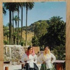Postales: TRAJES TIPICOS CANARIOS. Lote 95267831