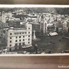 Postales: ANTIGUA POSTAL STA CRUZ TENERIFE VISTA PARCIAL HOTEL OROTAVA. Lote 95728343