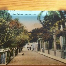 Postales: POSTAL ANTIGUA LAS PALMAS. Lote 95881036