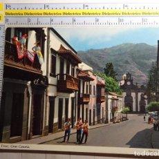 Postales: POSTAL DE GRAN CANARIA. AÑO 1979. TEROR, JÓVENES CON GUITARRAS RONDANDO MUJERES, 538. Lote 95907795