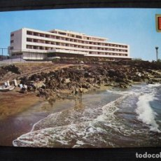Postales: POSTAL HOTEL LOS FARIONES ( LANZAROTE ) - Nº 285 - PLAYA.. Lote 96034007