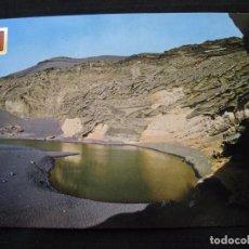 Postales: POSTAL LANZAROTE - Nº 275 - LAGO DEL GOLFO.. Lote 96034375
