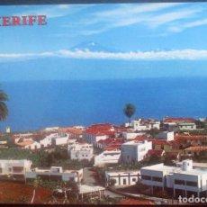 Postales: AGULO - LA GOMERA (STA. CRUZ DE TENERIFE) -VISTA PARCIAL- SIN CIRCULAR / P-890. Lote 96038155