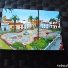 Postales: POSTAL DE LA OROTAVA TENERIFE. ALFONBRA DE PIEDRAS DEL TEIDE .LA DE LAS FOTOS VER TODAS MIS POSTALES. Lote 96064187