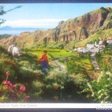 Postales: TEJEDA (LAS PALMAS) -PARADOR NACIONAL- SIN CIRCULAR / P-920. Lote 96109651