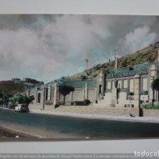 Postales: MONUMENTO A LEÓN Y CASTILLO. LAS PALMAS. ED. SICILIA. Lote 96325195