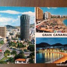 Postales: POSTAL LAS PALMAS DE GRAN CANARIA . Lote 96411331