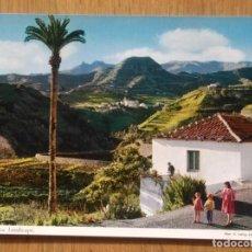 Postales: GRAN CANARIA - PAISAJE. Lote 96481143