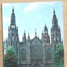 Postales: ARUCAS - CATEDRAL. Lote 96770547