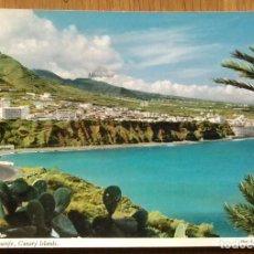 Postales: BAJAMAR - TENERIFE. Lote 97032723