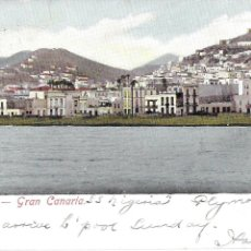 Postales: P- 7431. POSTAL LAS PALMAS, GRAN CANARIA.. Lote 97684159