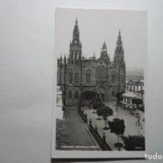 Postales: POSTAL CANARIAS CATEDRAL DE ARUCAS CM. Lote 97810427