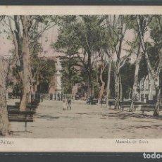 Postales: LAS PALMAS DE GRAN CANARIA - ALAMEDA DE COLÓN - P22814. Lote 98465027