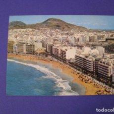 Postales: POSTAL DE LAS PALMAS DE GRAN CANARIAS. ED. GLOBAL TRADERS. ESCRITA.. Lote 98594155