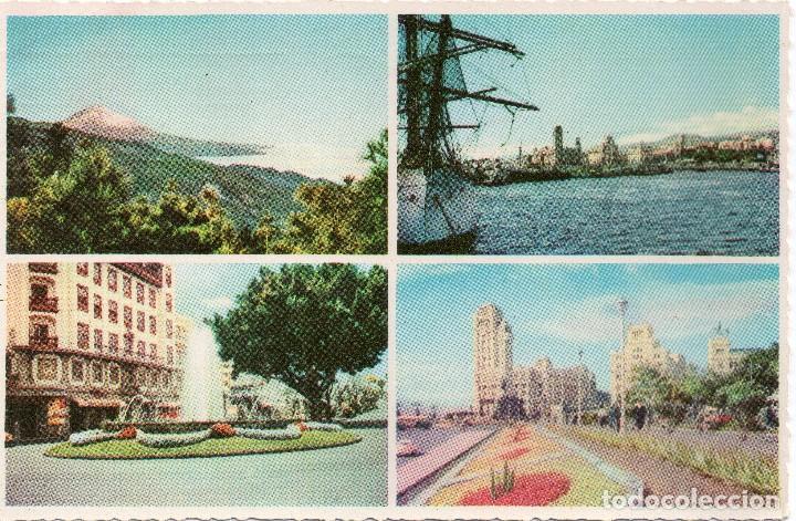 MOTIVOS DE TENERIFE - TENERIFE (Postales - España - Canarias Moderna (desde 1940))