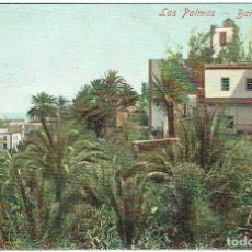 Postales: LAS PALMAS DE GRAN CANARIA. BARRIO DE LA VEGETA. AÑOS 1910. . Lote 100259851