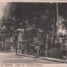 Postales: POSTAL SANTA CRUZ DE TENERIFE - PLAZA DEL PRINCIPE ALFONSO P.MUNDI/CANARIAS-002. Lote 100575423