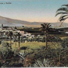 Postales: P- 7685. POSTAL LAS PALMAS, GUIA Y GALDAR.. Lote 100891211