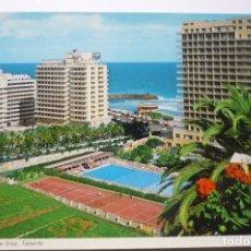 Postales: POSTAL TENERIFE .-VISTA PARCIAL GRANDES HOTELES.--CM. Lote 101402683