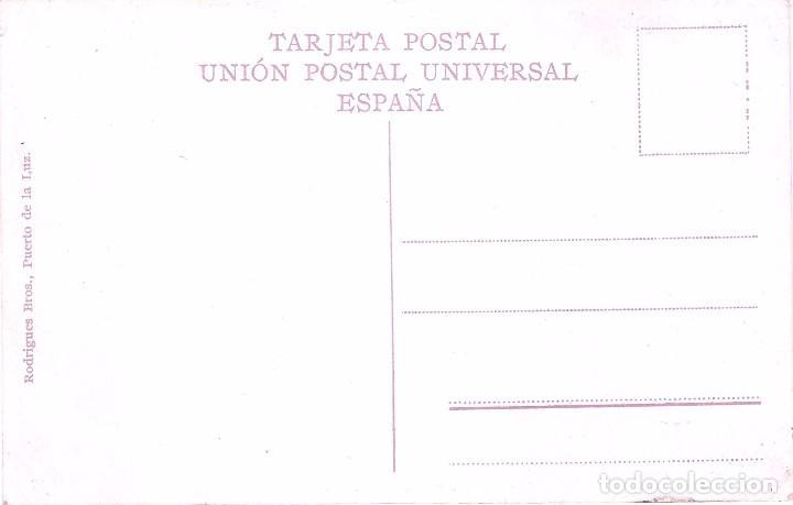 Postales: MAPA DE GRAN CANARIA - Foto 3 - 101663759