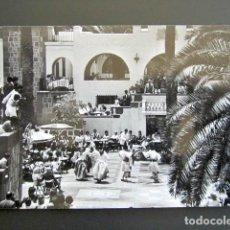 Postales: POSTAL LAS PALMAS DE GRAN CANARIA. BAILES TÍPICOS EN EL PUEBLO CANARIO.. Lote 101995099