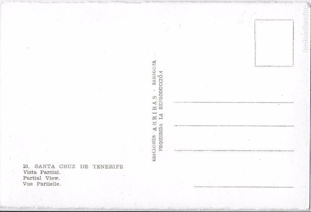 Postales: P- POSTAL SANTA CRUZA DE TENERIFE. VISTA PARCIAL Nº23. - Foto 2 - 102347175