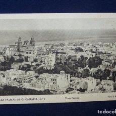 Postales: LAS PALMAS DE GRAN CANARIA. VISTA PARCIAL. Lote 102631871