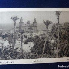 Postales: LAS PALMAS DE GRAN CANARIA. VISTA PARCIAL.. Lote 102632139