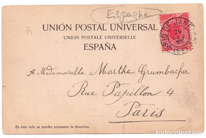 Postales: GRAN CANARIA. PORT DE LA LUZ - Foto 2 - 103060275