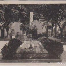 Postales: LAS PALMAS DE GRAN CANARIA - PLAZA DE HURTADO MENDOZA. Lote 103226243