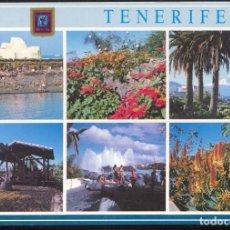Postales: 376 - TENERIFE .- DIVERSOS ASPECTOS.. Lote 103302395