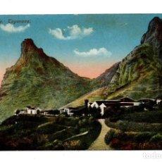 Postales: CANARIAS. TENERIFE.- TAGANANA. Lote 115193254