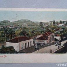 Postales: TENERIFE. VISTA PARCIAL. FRANQUEADA EL 13 DE AGOSTODE 1904.. Lote 103977447