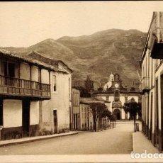 Postales: TEROR ANTIGUA POSTAL ENTRADA A LA POBLACIÓN GRAN CANARIA 1937. Lote 104323359