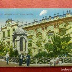 Postales: POSTAL - ESPAÑA - CANARIAS - LAS PALMAS - PLAZA DEL ESPÍRITU SANTO - NE - NC. Lote 104332391