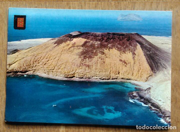ISLA GRACIOSA - LANZAROTE (Postales - España - Canarias Moderna (desde 1940))