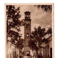 Postales: TENERIFE.- TORRE DE LA CONCEPCIÓN . FOTO CENTRAL. Lote 104476207