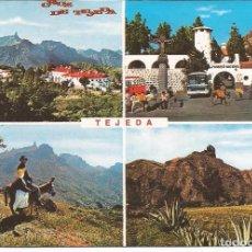 Postales: [POSTAL] PARADOR NACIONAL CRUZ DE TEJEDA GRAN CANARIA (SIN CIRCULAR). Lote 104659603