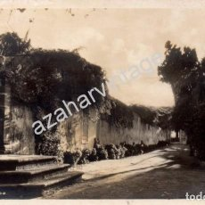 Postales: TARJETA POSTAL DE TENERIFE - LA PAZ. 38. FOTO CENTRAL OTTO AUER. Lote 104939271