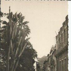 Postales: POSTAL SANTA CRUZ DE TENERIFE - CALLE SAN FRANCISCO - ARRIBAS. Lote 161251777