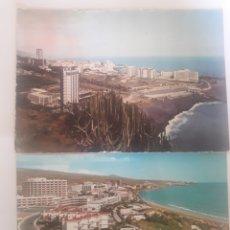 Postales: LOTE 2 POSTALES TENERIFE Y GRAN CANARIA AÑOS 70. Lote 105727464