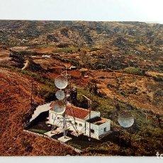 Postales: POSTAL DE CANARIAS ESTACION REPETIDORA PICO OSORIO 1972 CIRCULADA. Lote 105822467
