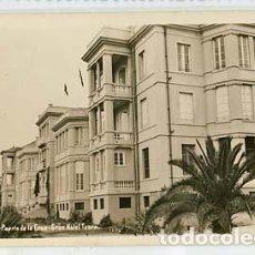 Postales: TENERIFE PUERTO DE LA CRUZ GRAN HOTEL TAORO ED. FOTO BAENA. POSTAL FOTOGRÁFICA, SIN CIRCULAR. Lote 105847159