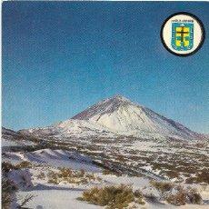 Postales: ** A1782 - POSTAL - TENERIFE - EL TEIDE. Lote 107068675