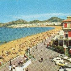 Postales: LAS PALMAS DE GRAN CANARIAS - ISLA DE LAS CANTERAS. Lote 107359551